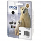 Картридж EPSON 26XL XP600/605/700 black pigment (C13T26214010)